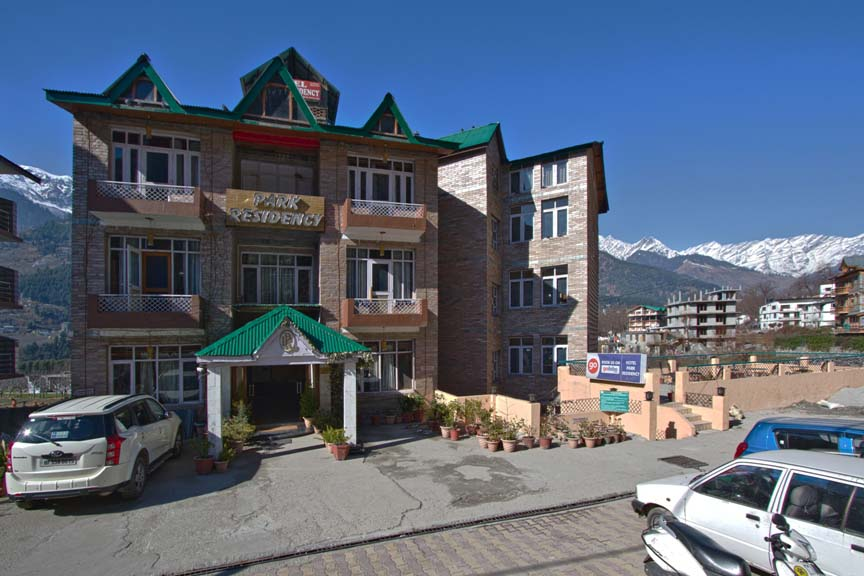 Contact us hotel park residency manali hotels for Contact hotel